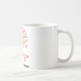 ¿Antepasados conseguidos? Taza De Café