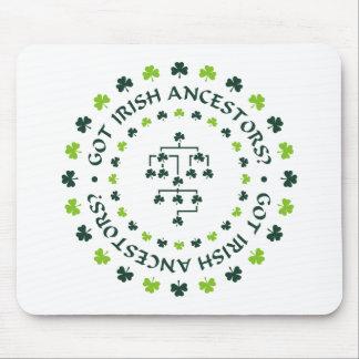 ¿Antepasados irlandeses conseguidos? Tapete De Ratones