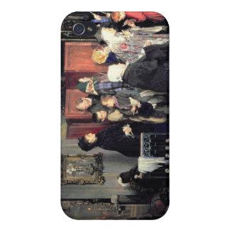 Antes de la confesión, 1877 iPhone 4/4S funda