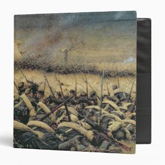 """Antes de la ofensiva, 1877-78 carpeta 1 1/2"""""""