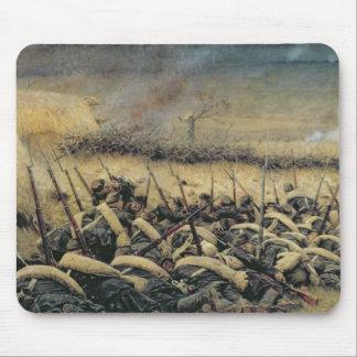 Antes de la ofensiva, 1877-78 tapetes de ratones