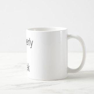 Antes un friki taza