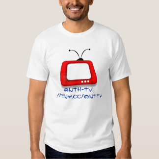 ANTH-TV White T T-shirt