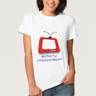 ANTH-TV Womens T T-shirt