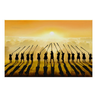Anthem of the Sun Poster