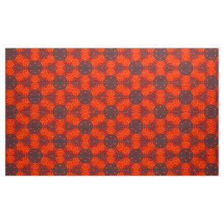 Anther Filament Bright Orange Fabric