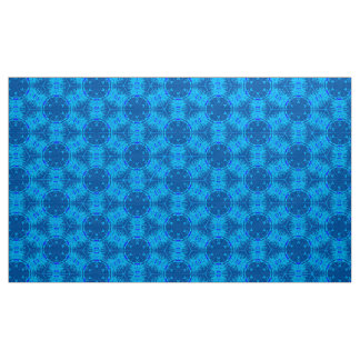 Anther Filament Electric Blue Fabric