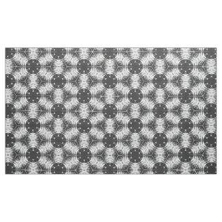Anther Filament White & Dark Gray Fabric