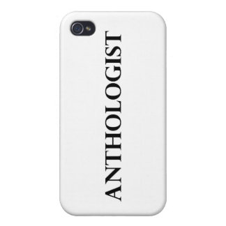 Anthologist iPhone 4/4S Covers