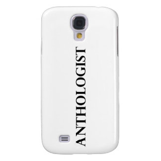 Anthologist Samsung Galaxy S4 Cover