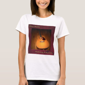 Anthology In Acoustic CD Cover T-Shirt