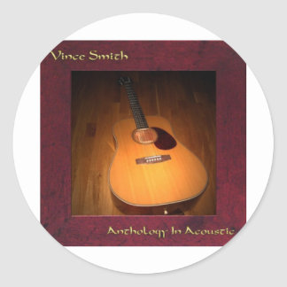 Anthology In Acoustic Sticker