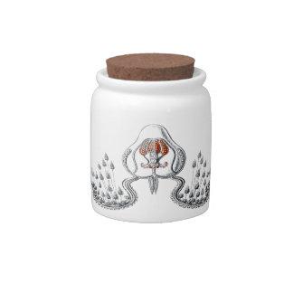Anthomedusae Candy Jar