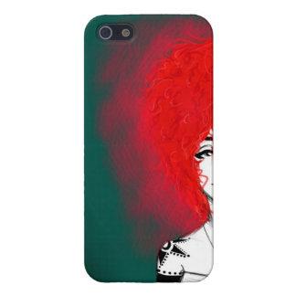 Anthonia iPhone SE/5/5s Case