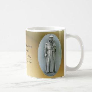 Anthony and Jesus ~ mug
