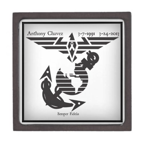 Anthony Chavez Caja De Joyas De Calidad