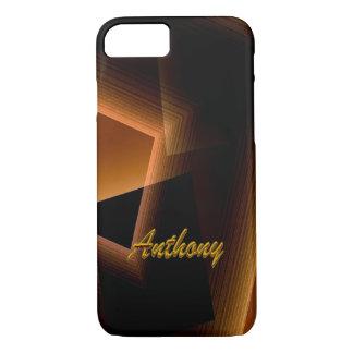 Anthony Elegant Customized Design iPhone case