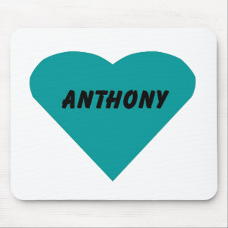Anthony Mouse Pad