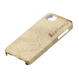 ANTHONY Name Branded iPhone 5 Case