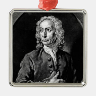 Anthony Sayer, engraved by John Faber Jr Metal Ornament