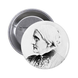 Anthony ~ Susan B. Woman Suffrage Leader 2 Inch Round Button