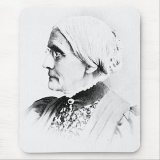 Anthony ~ Susan B. Woman Suffrage Leader Mouse Pad