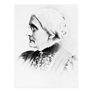 Anthony ~ Susan B. Woman Suffrage Leader Postcard