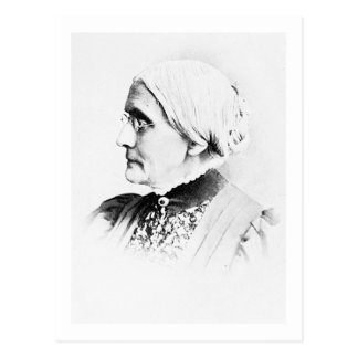 Anthony ~ Susan B. Woman Suffrage Leader Postcard