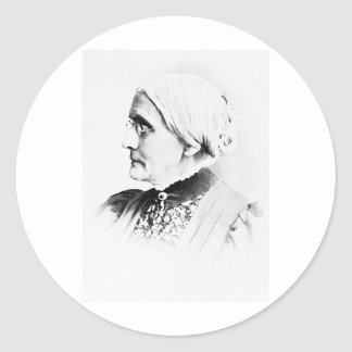 Anthony ~ Susan B. Woman Suffrage Leader Stickers