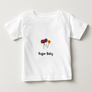 Anthony-Unisex  baby/toddler Top-Sugar Baby Baby T-Shirt