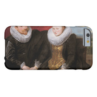 Anthony van Dyck - A Married Couple Barely There iPhone 6 Case