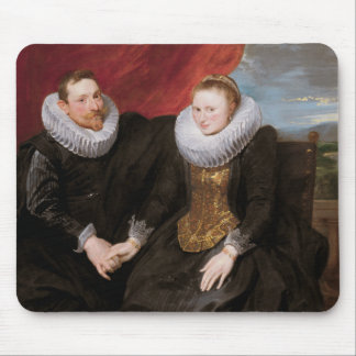 Anthony van Dyck - A Married Couple Mouse Pad