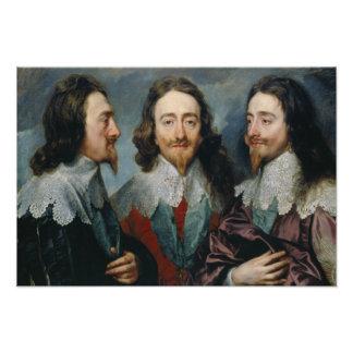 Anthony van Dyck - Charles I (1600-49) Fotografías