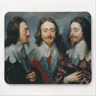 Anthony van Dyck - Charles I (1600-49) Mouse Pad