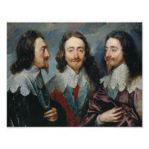 Anthony van Dyck - Charles I (1600-49) Photo Print