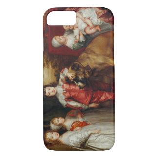 Anthony van Dyck- Five Eldest Children of Charles iPhone 7 Case