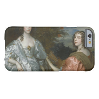 Anthony van Dyck - Katherine, Countess of... Barely There iPhone 6 Case