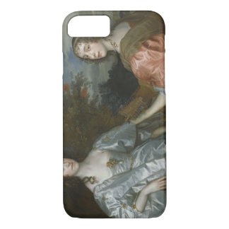 Anthony van Dyck - Katherine, Countess of... iPhone 7 Case