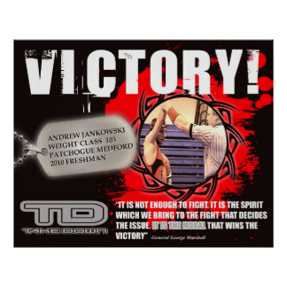 anthony victory posters