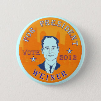 Anthony Weiner 2012 button