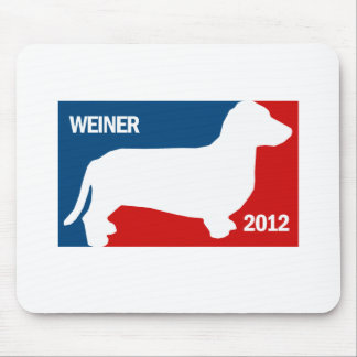 ANTHONY WEINER 2012 MOUSE PAD