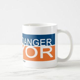 Anthony Weiner - Carlos Danger for Mayor Classic White Coffee Mug