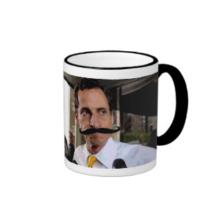 Anthony Weiner (Carlos Danger) Ringer Coffee Mug