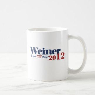 Anthony Weiner Coffee Mug