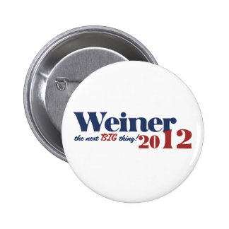 Anthony Weiner Pinback Button