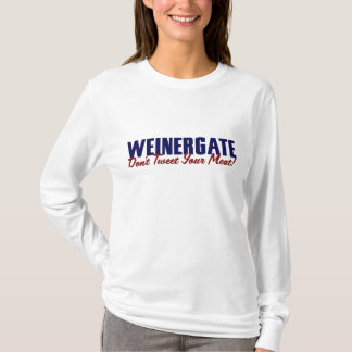 Anthony Weiner T-Shirt