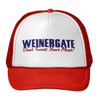 Anthony Weiner Trucker Hat