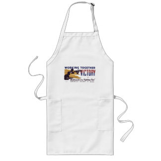 Anthracite is A Fighting Fuel Long Apron
