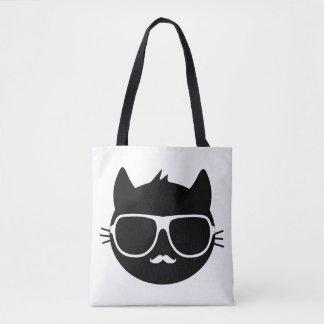Anthro Cat - Bag (frontside print)