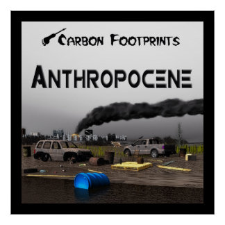 Anthropocene Print